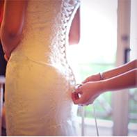 Conseil en image sur Lyon - Robe de mariée